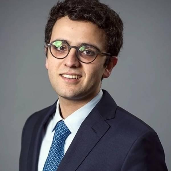 Photo tirée du compte LinkedIn de Tarek Mansour, PDG de Kalshi.
