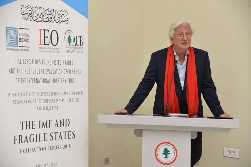 Né à Damas, Samir Aita est diplômé de l'Ecole Polytechnique, de l'Ecole Nationale des Ponts et Chaussée en France et du Centre de Perfectionnement des Affaires (HEC). Il a été rédacteur en chef et directeur général du «Monde diplomatiqueéditions arabes» de 2005 à 2013.