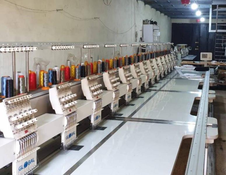 L'usine de Winnerforce est située à Tripoli.