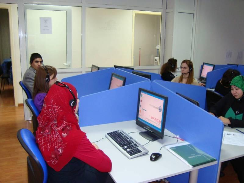Une dizaine de salariés ont été recrutés dans le centre d'appel de Flexxpay au Liban