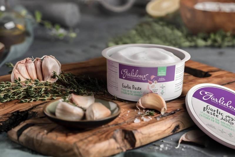 Garlidoux, un produit libanais qui veut révolutionner la consommation d'ail